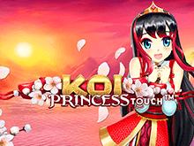 Бесплатный автомат Koi Princess