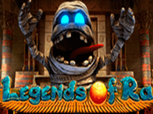 Игровой автомат Legends Of Ra в Вулкан 24